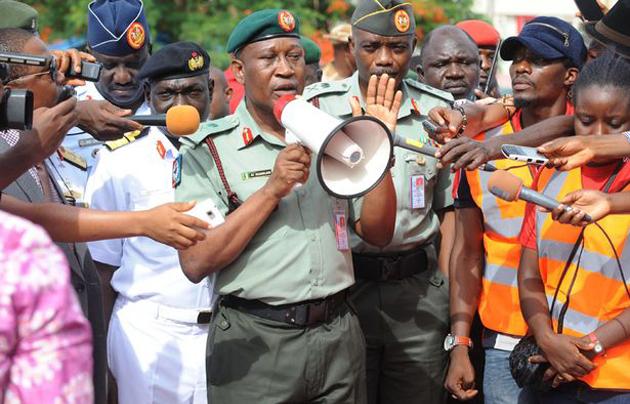 Nigerian army is powerless.,Nigeria Media Boko army