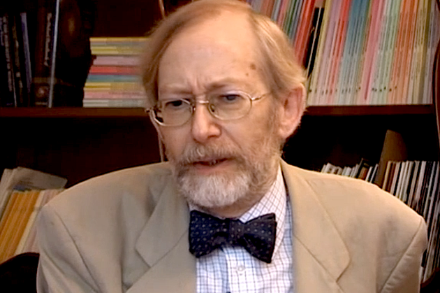 Dr Rodney Holder. / Youtube caption.,Rodney Holder