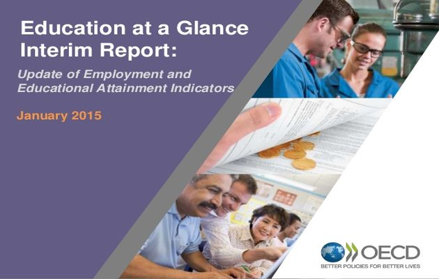 """Education at a Glance Interim Report,"