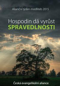 Prayer Guide of the Czech Republic Evangelical Alliance.