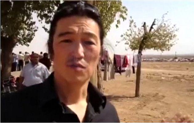 Kenji Goto / BBC,Kenji Goto