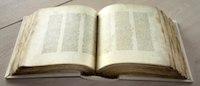 Codex Vaticanus.