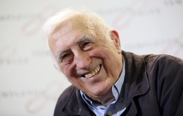Jean Vanier at the Templeton Prize press conference /  Paul Hackett,
