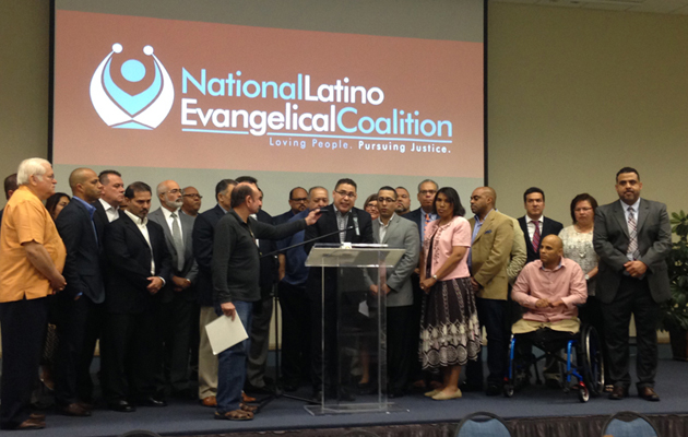 Tha Latino Evangelical Coalition voted against Death Penalty. / NaLEC,NaLEC