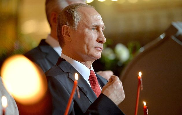 Putin Happy With Russian Orthodox Church S Patriotism Evangelical Focus