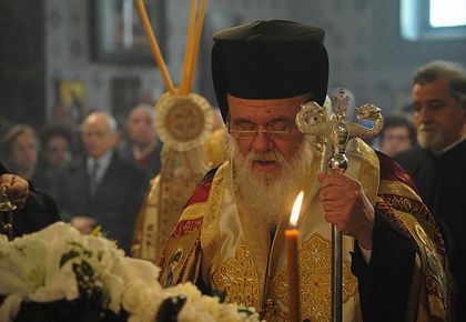 Archbishop Ieronymos of Athens and All Greece