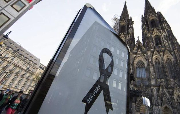Outside the Cologne cathedral. / Deutsche Welle,