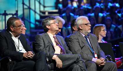 Evangelical leaders supported the event and its preparation for months. / MGala