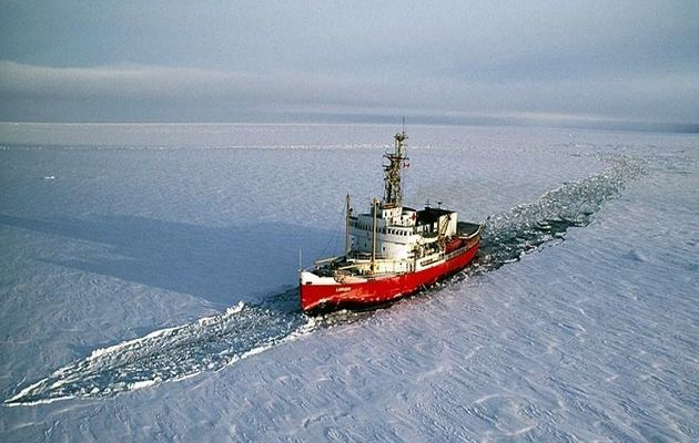 The rules  will greatly restrict how ship operators can dispose of waste in the waters around the North Pole.,arctic, pollution,