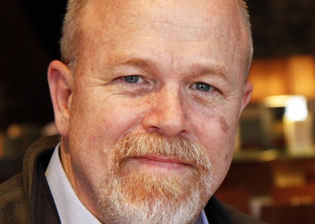 Greg Pritchard. / ELF,Evangelical Focus, Greg Pritchard