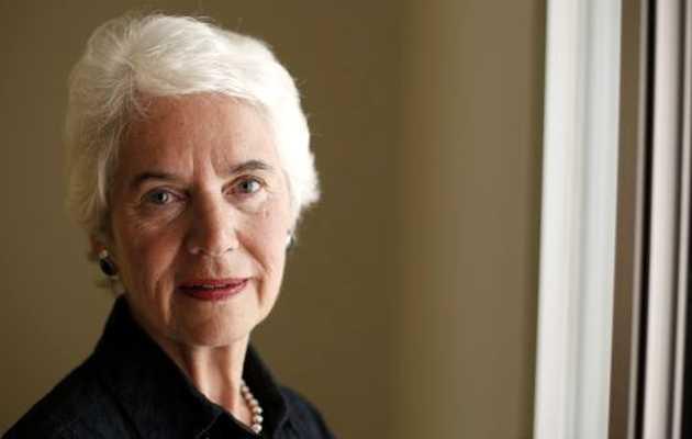 Eva Clarke, born in Mauthausen during the Holocaust / EFE,Eva Clarke, Mauthausen Holocaust
