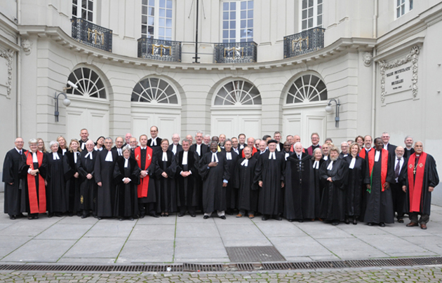A Synode of the Église Protestante Unie de Belgique (EPUB). / Archive EPUB,EPUB, protestant unie Belgique