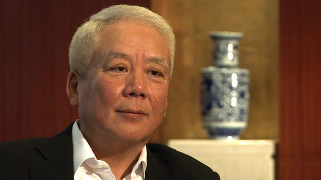 Wang Ruoxiong, businessman and Christian. / BBC Business,Wang Ruoxiong, businessman and Christian. / BBC Business