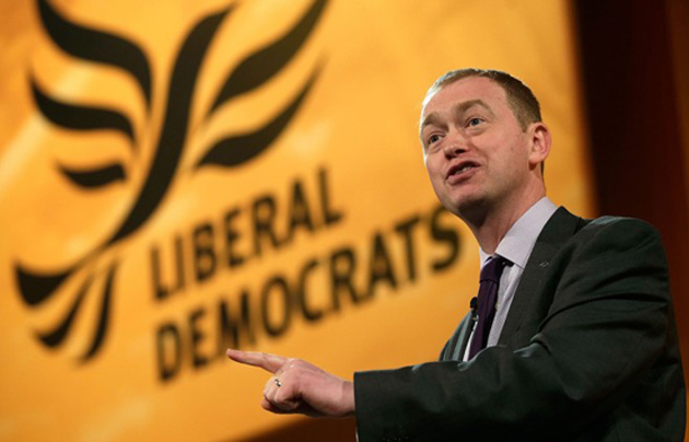 Tim Farron, new leader of the Liberal Democrats. / The Week,Tim Farron, Christian