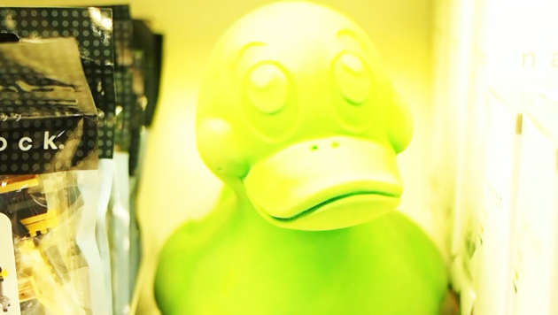 A moment of Anna Patricia Martínez's video 'Verde'. ,Videoblog, pan incluido, blog, Anna Martínez