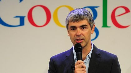 Larry Page, new CEO of Alphabet