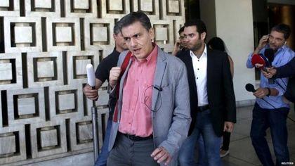 Euclid Tsakalotos, Greek finance ministry after the meeting