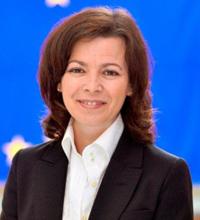 MEP Liliana Rodrigues.