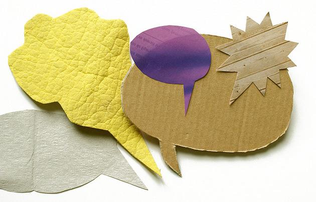 Photo: Mark Wathieu (Flickr, CC),conversation, debate, question,