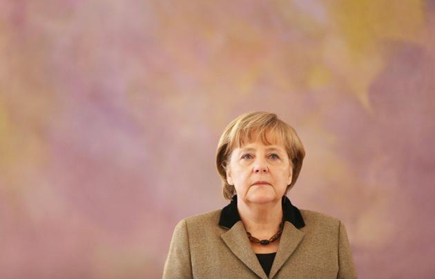 Angela Merkel. / DPA,Angela Merkel