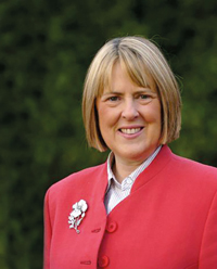 Fiona Bruce is a MP with evangelical Christian beliefs.