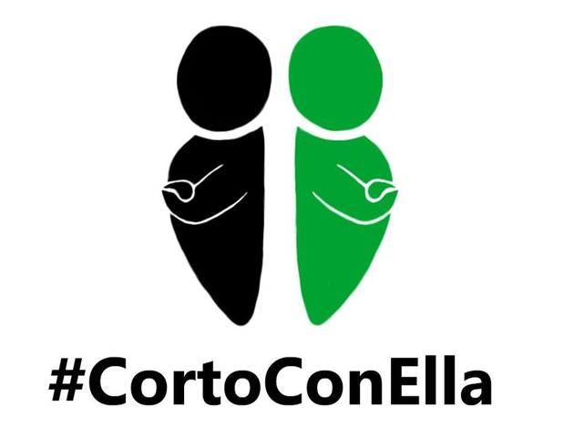 The #CortoConElla (#BreakUpWithIt) campaign.,cortoconella