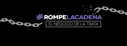 The theme was #rompelacadena #breakthechain
