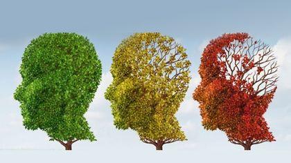 Logo for the International Alzheimer Day on September, 21.