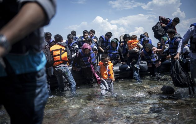 Over one million refugees and migrants have reached Europe by sea since the start of 2015,