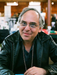 The author, Art Spiegelman.
