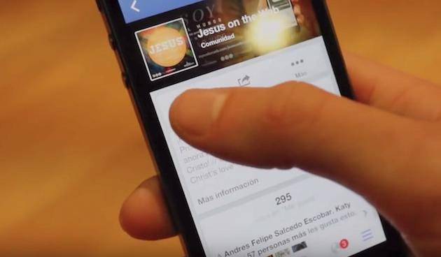 JesusontheWeb encourages Christians to share the gospel online,jesus on the web