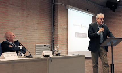 """José Pablo Sánchez, director of the Spanish evangelical TV program """"Buenas Noticias"""". / M.A."""
