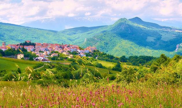 Abruzzo, in Italy. / Moyan brenn (Flickr, CC),abruzzo, italy
