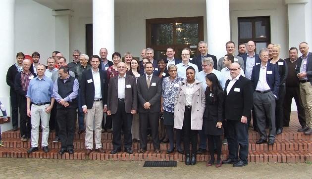 The Europe-Eurasia Workplace Forum participants. / Europe-Eurasia Workplace Forum.,Europe-Eurasia Workplace Forum