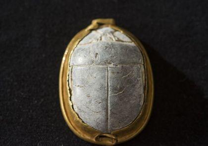 The seal belonged to a senior official of the Thirteenth Pharaonic Dynasty. / U. of Haifa