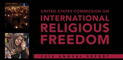 USCIRF Annual Report