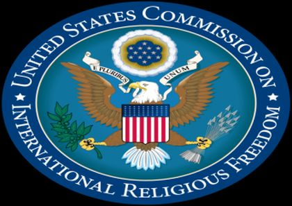 The USCIRF is an advisory council to US Congress and the president of the US.