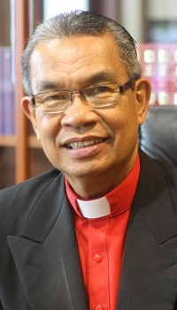 Bishop Efraim Tendero.  / J. Forster