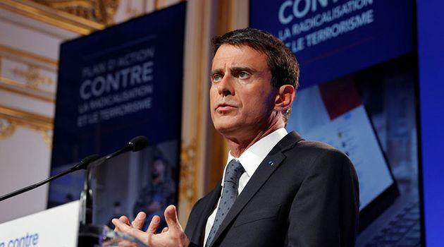 French Prime Minister Manuel Valls. / Reuters,