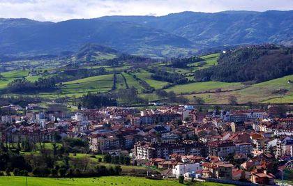 The municipality of Villaviciosa, in Asturias (Spain).