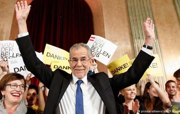 Alexander van der Bellen,Alexander van der Bellen