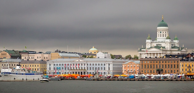 A view of Helsinki. / Jonathan (Flickr, CC),helsinki