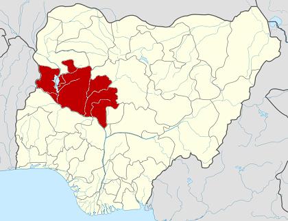 Niger state, in Nigeria. / Wikipedia