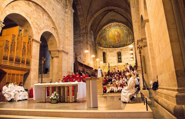 Lund cathedal will host the ecumenil commemoration.,