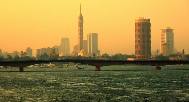 A view of Cairo, in Egypt. / Photo: Safia Osman,