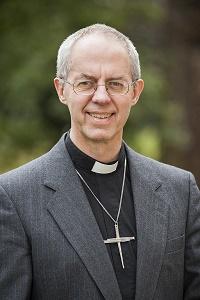 Archbishop Justin Welby.