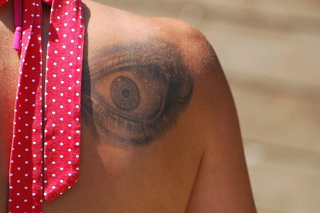 A tattoo. / Leendert Wolters,