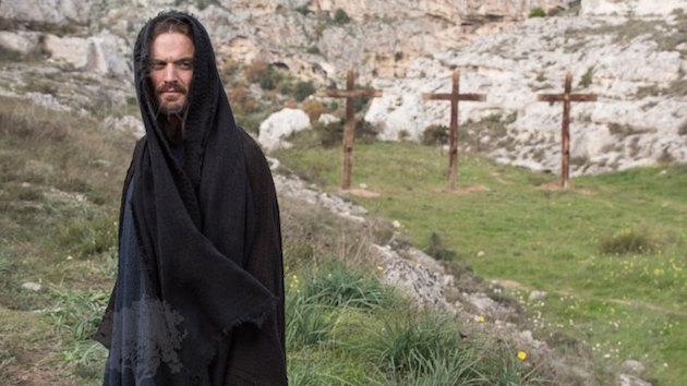 A film scene,jesus vr