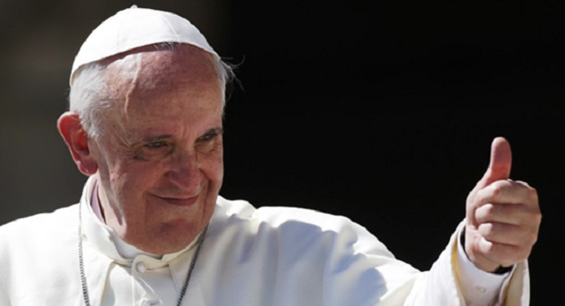 Pope Francis. / Archive,