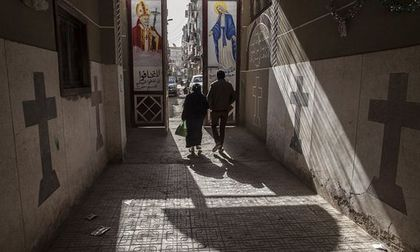 Egypt is yet to approve a common law granting churches the same building rights as mosques.